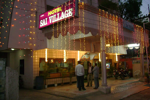 Hotel Sai Village,shirdi