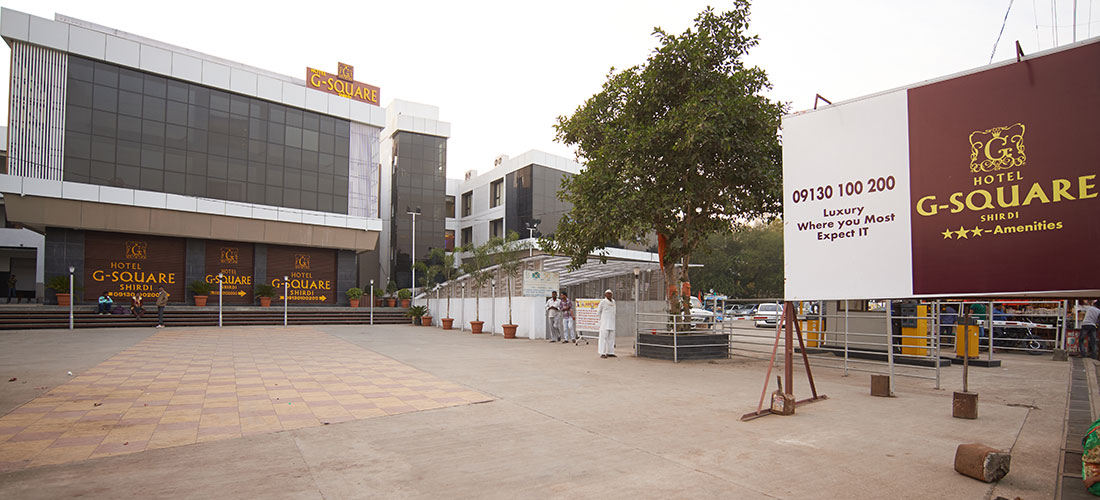Hotel G Square,shirdi