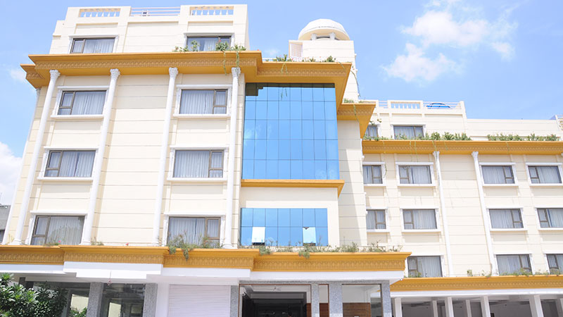 Hotel City Heart,shirdi