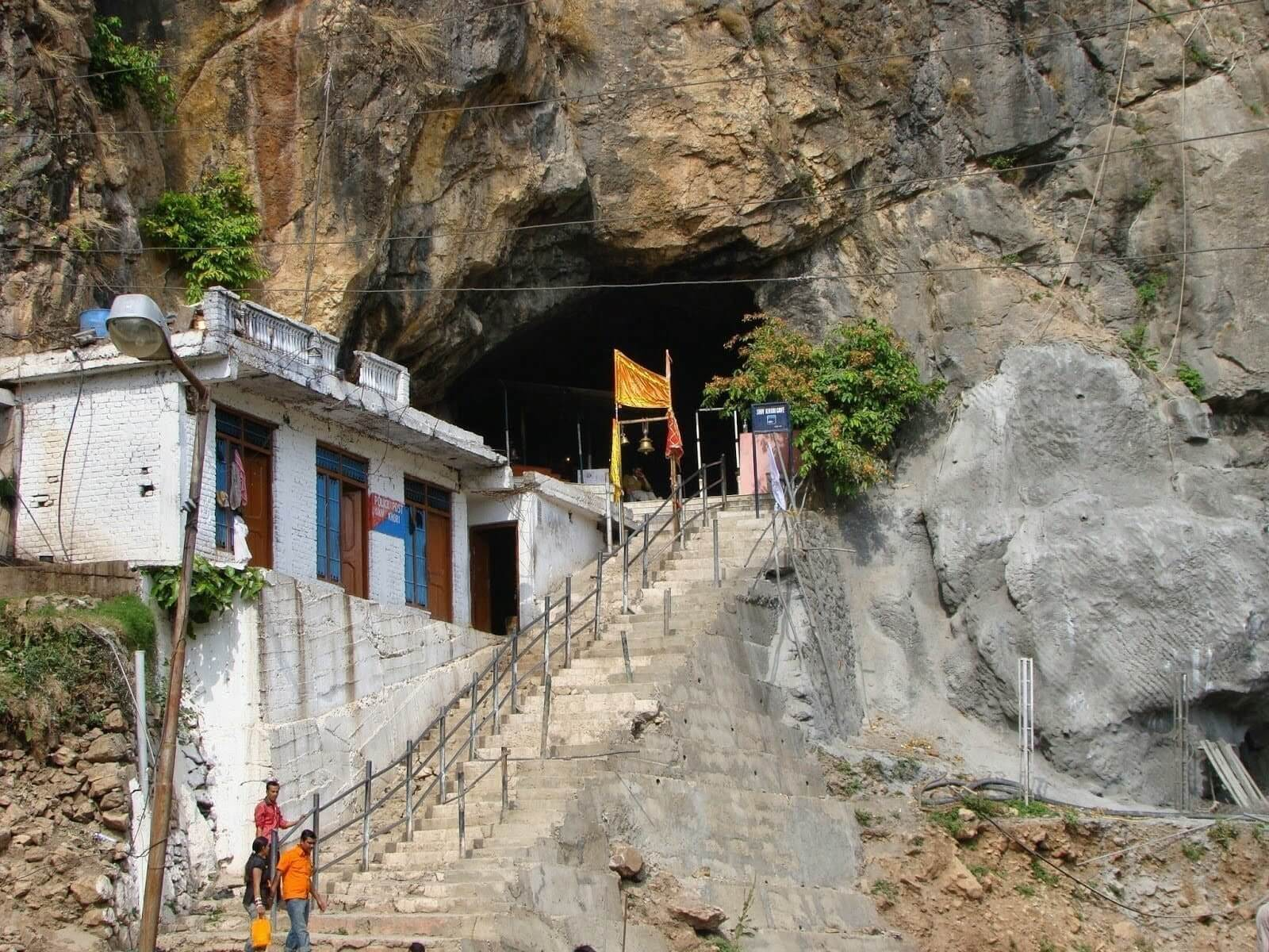Vaishno Devi Darshan Package with Shivkholi
