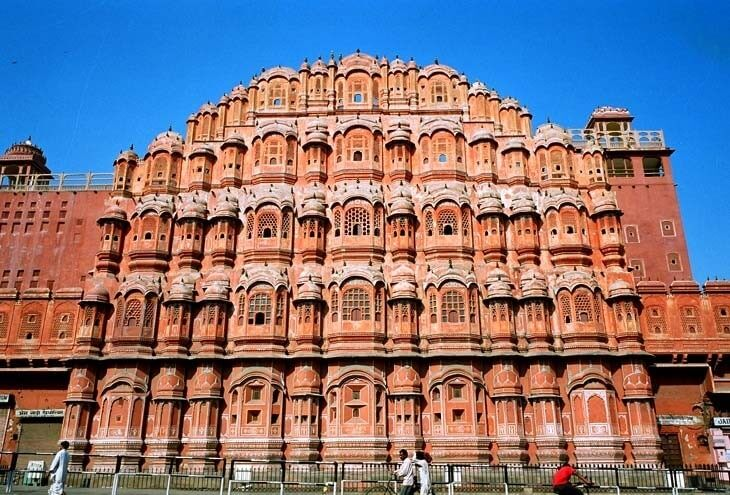 Golden Triangle Tour Package with Ranthambore National Park