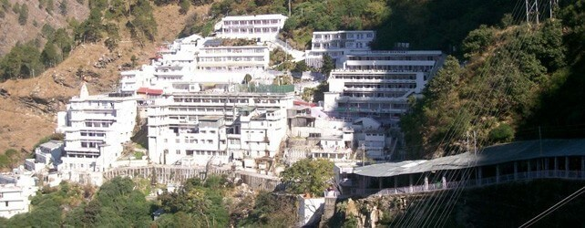 Vaishno devi Darshan Package from Kolkata