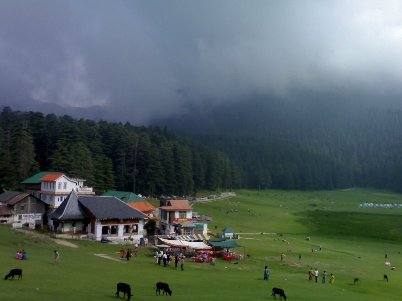 Pathankot Dalhousie Tour Package