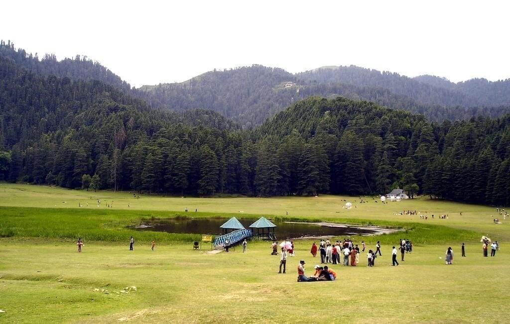Pathankot Dalhousie Dharamshala Tour Package