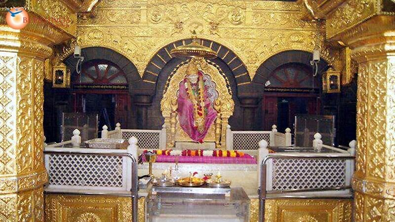 Sai Darshan Package From Delhi by Flight