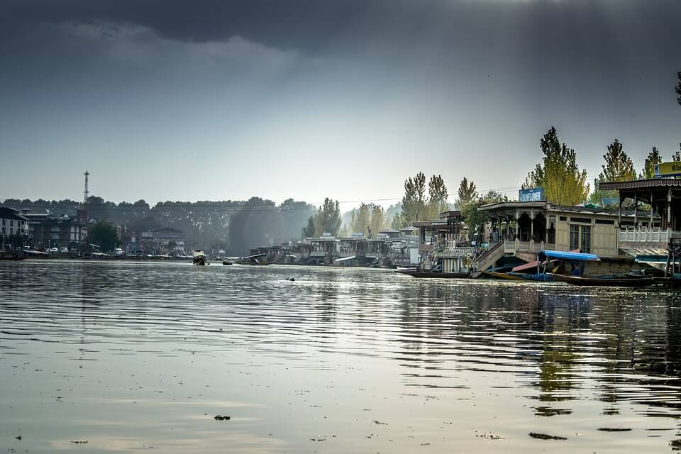 Kashmir Tour Package From Ahmedabad