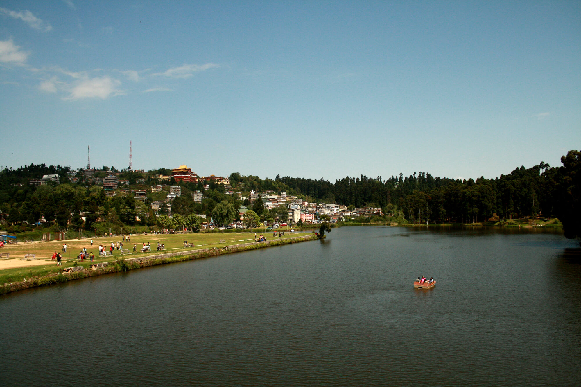 Darjeeling Mirik Lake Tour Package