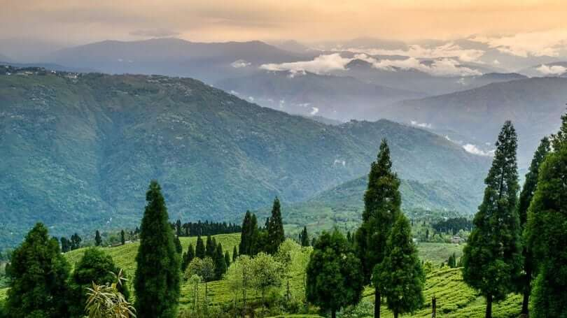 Darjeeling Kalimpong Gangtok Tour Package